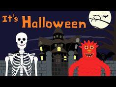 Halloween Night (Children's Halloween Song) - YouTube