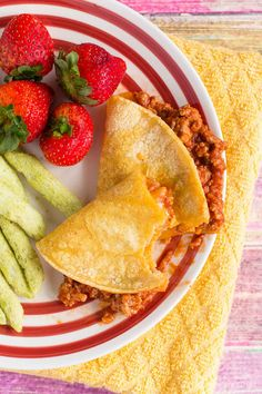 Looking for a fun weeknight dinner idea? Look no further than this easy, filling, and wholesome Sloppy Joe Quesadilla Recipe!  (sponsored)