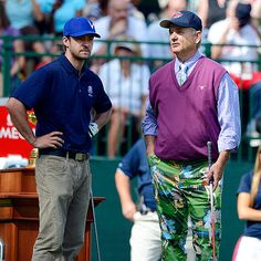 Oh My...I want to watch Caddyshack again! TEE TIME photo | Bill Murray, Justin Timberlake