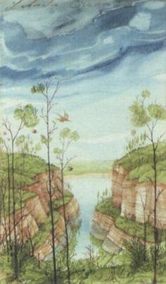 Ohne Titel von Anton Lehmden Anton, Landscape Paintings, Landscapes, Austria, Pictures, Photography, Artists, Inspiration, Image