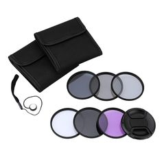 (11.62$)  Watch more here  - Andoer 58mm UV+CPL+FLD+ND(ND2 ND4 ND8) Photography Filter Kit Set Ultraviolet Circular-Polarizing Fluorescent Neutral Density Filter for Nikon Canon Sony Pentax DSLRs