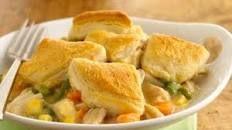 Chicken Biscuit Pot Pie Recipe | Alton Brown | Food Network