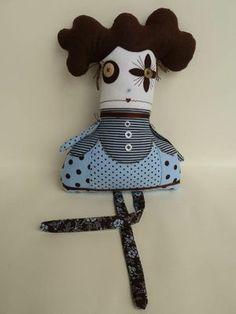 Boneca Dalila by Paola