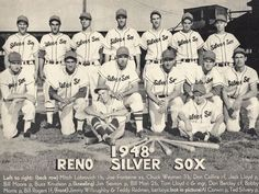 """The Reno Aces will give a hat tip to Reno's pro baseball history this summer, scheduling a """"Silver Sox Weekend"""" for its series against the Tacoma Rainiers, July 11-12.  Reno's first professionally affiliated team – the Silver Sox – debuted in 1947 in the old Sunset League as the Class C affiliate of the New York Giants and won the city's first league championship in 1948."""