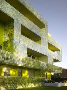 Gingko Project by Casanova + Hernandez Architecten