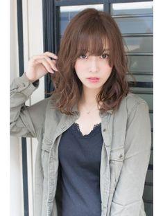 """『Freres』""""藤本""""モテ女子!!とろみ髪ワンカール*ギブソンタック"""