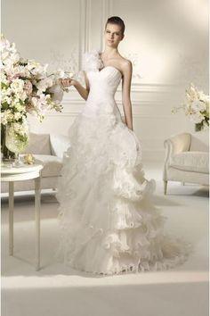 Robe de mariée White One Noden 2013