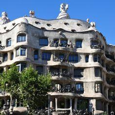 La Pedrera by PaulacBryce #gaudi #barcelona