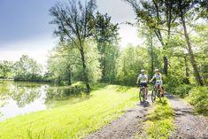 Bewegungsglück auf zwei Reifen - das ist Radfahren in Bad Radkerburg. Im Radeldorado ist es einfach unbeschreiblich schön. Da drehen sich die Räder fast von alleine. #badradkersburg #regionbadradkersburg #grenzenlosesradvergnuegen #pedalgluecksritter (c)pixelmaker.at
