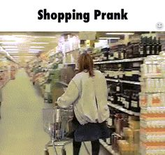 #shopping, #prank