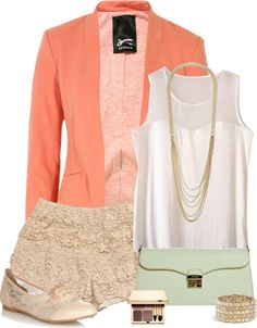 """""""Pretty and Springy"""" by amandagrace19 ❤ liked on Polyvore"""