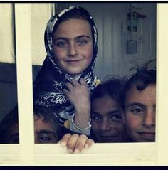 Im 10 years old taking care of my siblings #Syria