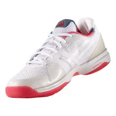 buy online f9e2e 12494 adidas All court shoes Angelique Kerber adizero Ubersonic - Women crystal  white s16ftwr white