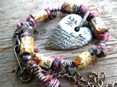 Hey, I found this really awesome Etsy listing at https://www.etsy.com/listing/187323710/romantic-boho-necklace-assemblage-fiber