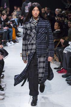 Miharayasuhiro Menswear Fall Winter 2016 Paris