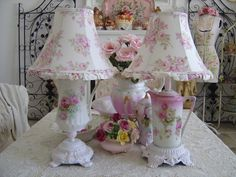 Romantic Teacup Lighting
