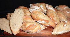 Baguettebrötchen, lecker, knusprig, backen, baking, Breakfast, Frühstück, einfach, Übernachtgare, Lieblingsbrötchen