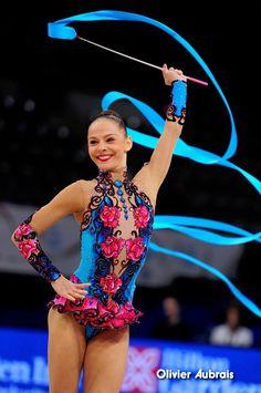 Anastasiya Serdyukova (Uzbekistan), World Championships (Stuttgart) 2015