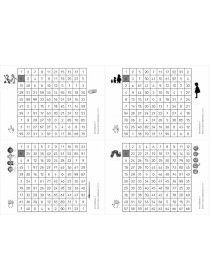 Librairie-Interactive - Labyrinthe des tables de multiplication