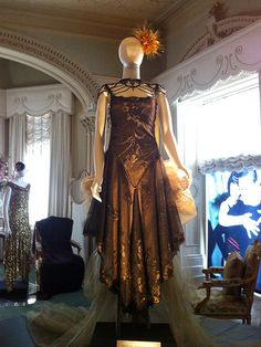 Miss Fisher costume exhibition | Flickr - Photo Sharing!