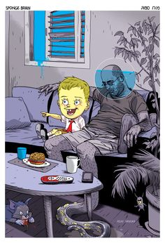 The Realist: While I was Dreaming by Asaf Hanuka