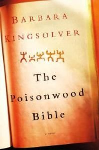 The Poisonwood Bible - by Barbara Kinsolver