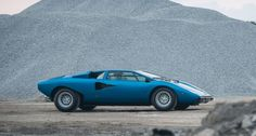 1976 Lamborghini Countach - Countach LP 400 'Periscopio'