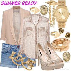 Summer Ready  | Women's Outfit | ASOS Fashion Finder