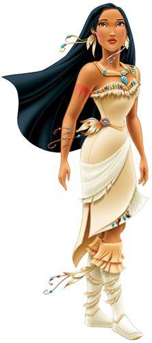 Pocahontas Redesign HQ - disney-princess Photo