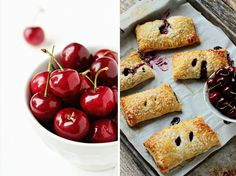 Cherry Hand Pies...how the Southern husband would love these....