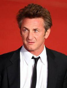 Sean Penn - actor, screenwriter, director, producer - born 08/17/1960  Los Angeles, California