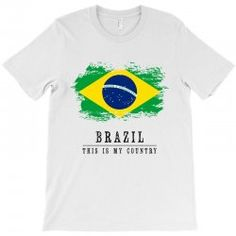4058bfce1e5 12 Best Brazil t shirt images | Brazil t shirt, T shirts, Awesome t ...