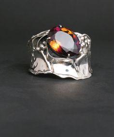 53 ct. Ametrine Cuff Bracelet