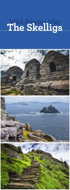 What do Jedi, hermit monks and puffins have in common? They all lived on Skellig Michael at one time or another, a remote island that rises from the Atlantic. When the monks populated this place in the 6th century, they were on to a winner: the beauty of the Skellig islands has stood the test of time, and they have only grown in popularity ever since. The massive outcrop appeared in Star Wars: The Force Awakens and will have an even bigger role in Episode VIII.