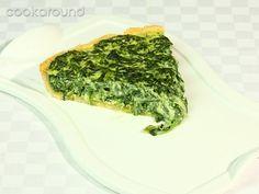 Quiche di spinaci e ricotta: Ricette di Cookaround | Cookaround