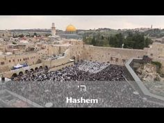 Birkat Kohanim (Priestly Blessing from descendants of Aaron, Moses' brother) at the Kotel in Jerusalem 5771 Breaking Israel News, Temple Mount, Build Your House, Western Wall, The Calling, Three Wise Men, High Priest, 9 Year Olds, Video Clip