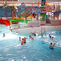 Have a Splash | The 12 Best Places to Take the Kids in Calgary - With a pool, two skating rinks, a fabulous play area and a whole range of activities, the only thing The Southland Leisure Centre is lacking is more parking spaces.