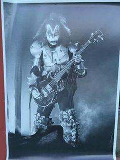 "GENE SIMMONS 1976 ( ""DESTROYER TOUR""! )"