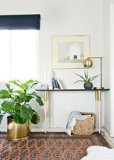 Whats one way to make your IKEA table sofa or chair look more expensive? Swap out the legs as seen on the table above. For more IKEA hacks tap the link in our bio. Console Ikea, Console Table, Do It Yourself Ikea, Ikea Legs, Pretty Pegs, Hacks Ikea, Table Ikea, Halls, Furniture