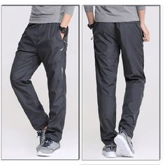 Cheap mens exercise pants, Buy Quality mens active pants directly from China active pants Suppliers: 2018 New Outside Quick Dry Men's Exercise Pants Full Length Mens Active Pants Plus Size Men Outside Trouser Men Trousers, Trouser Pants, Men Pants, Straight Trousers, Golf Pants, Active, Fleece Pants, Casual Street Style, Mens Clothing Styles