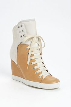 See by Chloé High Top Wedge Sneaker available at  Nordstrom High Top 8767f8b6cad