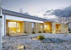 Proiecte gratis,Proiecte Case Parter Cottage Design, House Design, Self Build Houses, Classic Garden, Modern Bungalow, Modern Farmhouse, Building A House, House Plans, Exterior