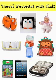 Favorite Travel Items for Kids to Have with Little Ones! || The Chirping Moms