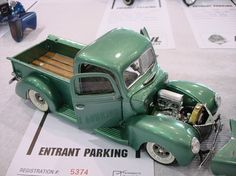 40 Ford Pick up