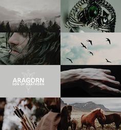 Aragorn aesthetics 1/2