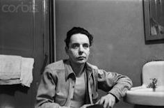Bill Garver was a drug connection friend of Herbert Huncke and William Burroughs, who made a living stealing coats from customers in restaurants. Description from pinterest.com. I searched for this on bing.com/images