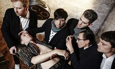 FFS: Franz Ferdinand and Sparks.