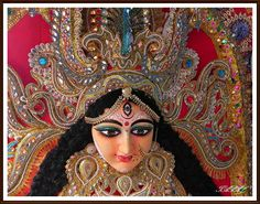 Má Durga Durga Maa, Durga Goddess, Navratri Wallpaper, Hinduism, Goddesses, Festivals, Qoutes, India, Pictures