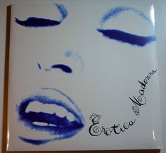 Online veilinghuis Catawiki: Madonna - Erotica * 2LP 180 gram vinyl *