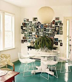 pictures wall